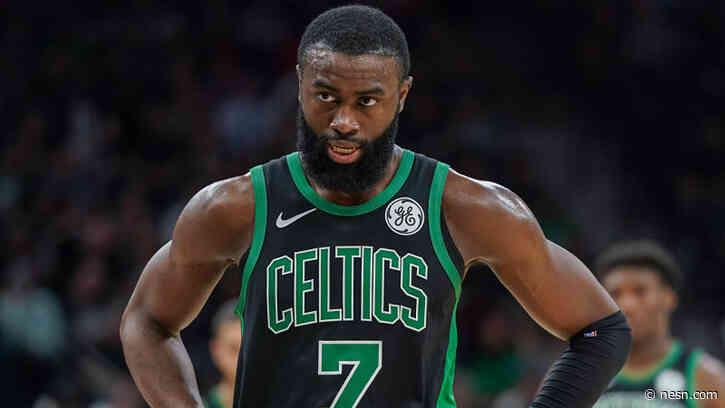 Jaylen Brown Reveals Why Celtics Almost Didn't Attend Orlando Restart
