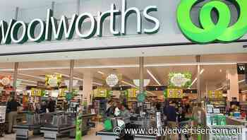 Woolies lifts limits on grocery purchases - Daily Advertiser