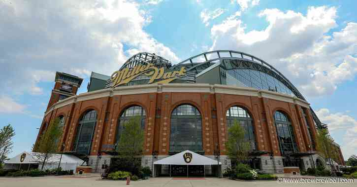 Milwaukee Brewers announce 60-game schedule for 2020 MLB regular season