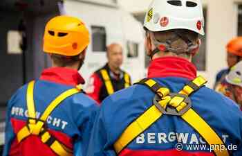 Bergwacht rettet hilflose Person aus den Donauleiten - Passauer Neue Presse