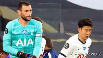 Jose Mourinho: Hugo Lloris-Son Heung-min clash 'beautiful' - Tottenham boss