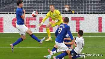Tottenham Hotspur 1-0 Everton: Hugo Lloris & Son Heung-min clash in Spurs win