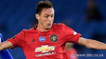 Nemanja Matic: Manchester United midfielder signs new contract until 2023