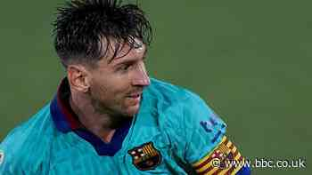 Lionel Messi: Barcelona striker will 'end his career' at club - Bartomeu