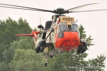 Laatste twee Sea Kings gered: Engels bedrijf wil heli's in de lucht houden - Het Nieuwsblad