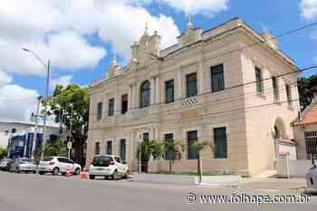 Prefeitura de Goiana inaugura Hospital de Campanha - Folha de Pernambuco