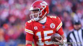 The preliminary Patrick Mahomes contract details