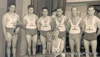 Schrobenhausen: Das Wunder von Schrobenhausen - 125 JAHRE ACO SCHROBENHAUSEN: Als der Verein 1959 Deutscher Mannschaftsmeister im Gewichtheben wurde - donaukurier.de