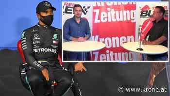 """""""Lewis Hamilton ist der Depp von Spielberg!"""" - Krone.at"""