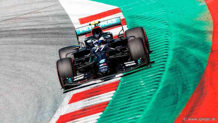 Bottas siegt zum Formel-1-Saisonauftakt: Hamilton fliegt nach doppelter Bestrafung vom Podium - DER SPIEGEL