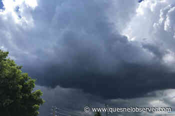 Severe thunderstorm watch in effect for Cariboo, North Thompson region - Quesnel Cariboo Observer