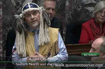 B.C.'s Indigenous rights law faces 2020 implementation deadline - Quesnel Cariboo Observer
