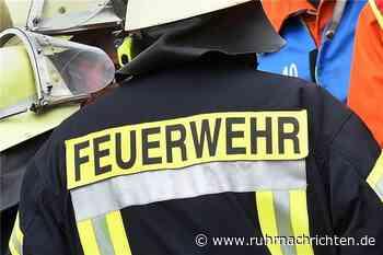 Rauchmelder ausgelöst: viele Feuerwehr-Kräfte an der Ostenstraße - Ruhr Nachrichten