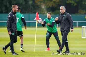 Interimtrainer Andreas Patz neemt afscheid van Cercle Brugge - Het Nieuwsblad