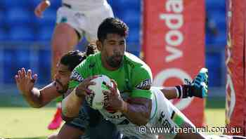 Soliola's NRL career at Raiders in doubt - The Rural