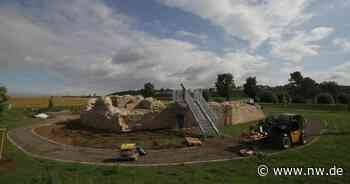 Kosten für die Holsterburg bei Warburg sind höher als geplant - Neue Westfälische