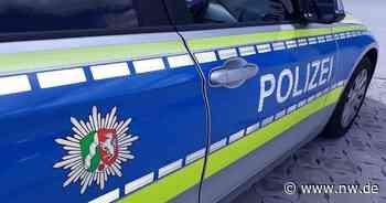 Polizei findet in Warburg drei gestohlene Sonnenliegen im Auto - Neue Westfälische