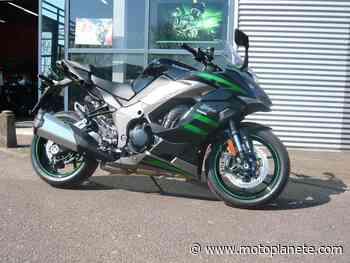Kawasaki NINJA 1000 SX 2020 à 14549€ sur CHALON SUR SAONE - Occasion - Motoplanete