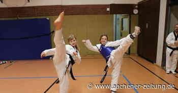 Der Traum von Olympia: Corona bremst Taekwondo-Asse aus - aachener-zeitung.de