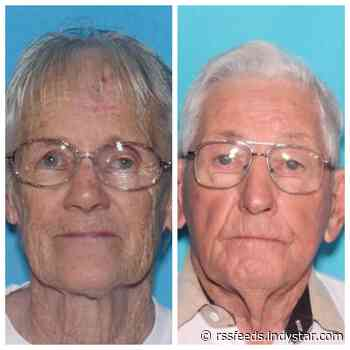 Endangered, elderly Florida couple missing since Thursday may be in Indianapolis