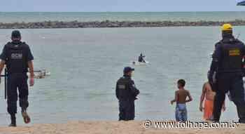 Prefeitura de Olinda fiscaliza praias para cumprimento de decreto - Folha de Pernambuco