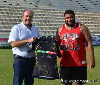 Rugby Top 12 - Viadana ingaggia il pilone tongano Sione Halalilo - La Voce di Mantova