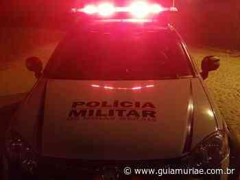 Casal é preso por tráfico de drogas na região central de Cataguases - Guia Muriaé