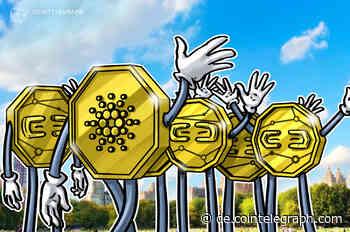 Cardano-Kryptowährung ADA könnte noch 2020 bei Coinbase notiert werden - Cointelegraph Deutschland