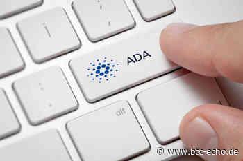 Cardano Staking kommt auf Coinbase – starke Woche für ADA-Kurs - BTC-ECHO   Bitcoin & Blockchain Pioneers