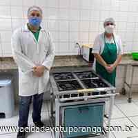 Bazar do Bem entrega equipamentos para Santa Casa de Votuporanga - Jornal A Cidade - Votuporanga