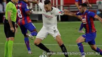 OCampos secures La Liga win for Sevilla - Illawarra Mercury