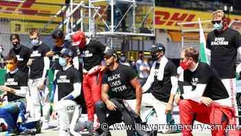 Hamilton cleared to keep taking knee in F1 - Illawarra Mercury