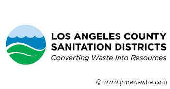 Sanitation Districts Launch COVID-19 Rebate Program