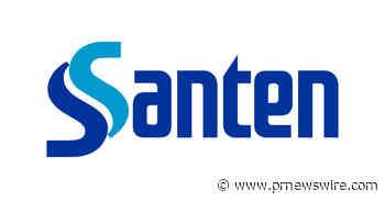 Santen Announces U.S. FDA Acceptance of Premarket Approval (PMA) Application for DE-128 (MicroShunt) for Review
