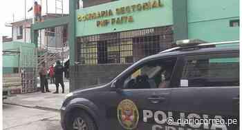 Sicarios asesinan de cuatro balazos a un obrero en Paita - Diario Correo