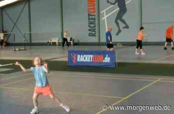 Ihre Liebe zu Badminton entdeckte sie in Schwetzingen - Mannheimer Morgen