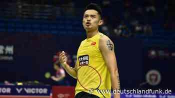 Badminton - Weltstar Lin Dan kündigt Karriereende an - Deutschlandfunk