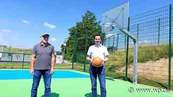 Attendorn: Neue Streetball-Anlage kann jetzt bespielt werden - WP News