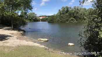 Marck: l'aménagement de l'étang des Dryades se prépare - La Voix du Nord