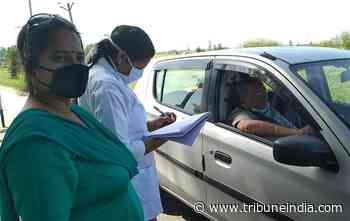e-registration must for travel in Punjab - The Tribune India