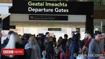 Coronavirus: Ireland's travel advice extended to 20 July - BBC News