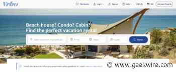 Expedia's Vrbo vacation rental business sees 'significant' growth as travel giant aims to cut costs - GeekWire