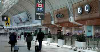 As travel increases, Canada boosting presence of health officials at airports, U.S. border - Global News