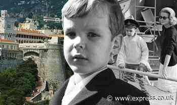 Royal rebel: How mischievous Prince Albert broke rules as a child in Monaco's Palace - Express
