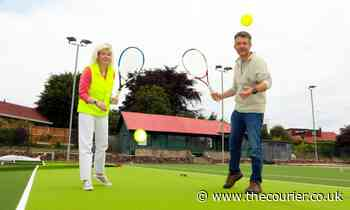 Dundee tennis club set to serve up new courts in 120th anniversary year - The Courier