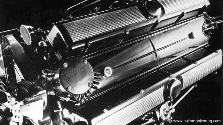 Cadillac's Magnificent V-16 Engine: History, Photos, Specifications