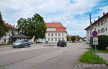 Geht Tempo 30 auf der Bundesstraße? - Garching an der Alz - Passauer Neue Presse