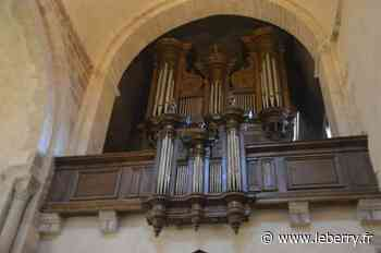Saint-Amand-Montrond : l'orgue du Grand Condé est prêt à recevoir des concerts - Le Berry Républicain