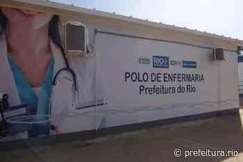 Terceiro Polo de Cuidado Comunitário é inaugurado em Santa Cruz, na Zona Oeste - Prefeitura da Cidade do Rio de Janeiro - Prefeitura do Rio