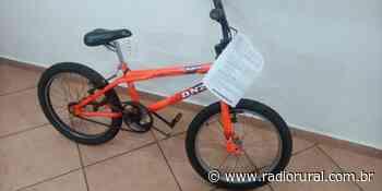 Ladrão abandona bicicleta para furtar outra no Santa Cruz - Rádio Rural